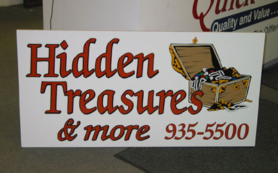 Hidden Treasures MDO